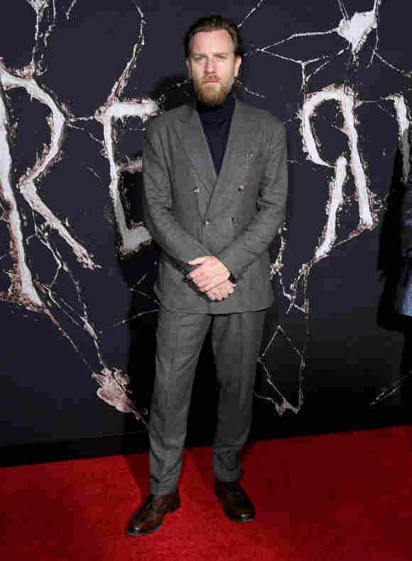 Ewan McGregor at the 'Doctor Sleep' Los Angeles Premiere.