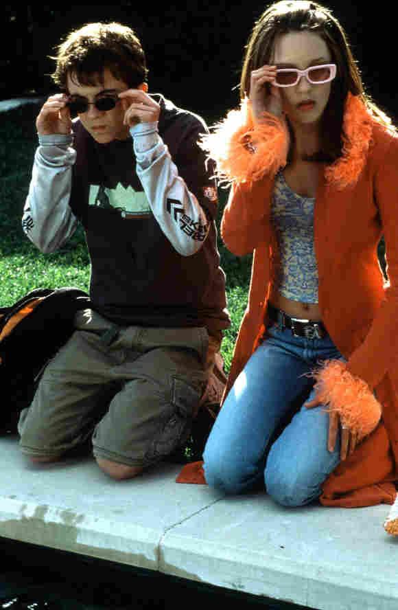 Frankie Muniz y Amanda Bynes en una escena de la película 'Big Fat Liar'