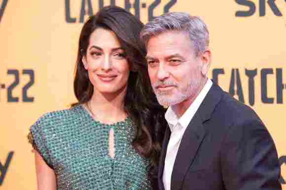 """George Clooney Says Meeting Amal """"Changed Everything For Me"""""""