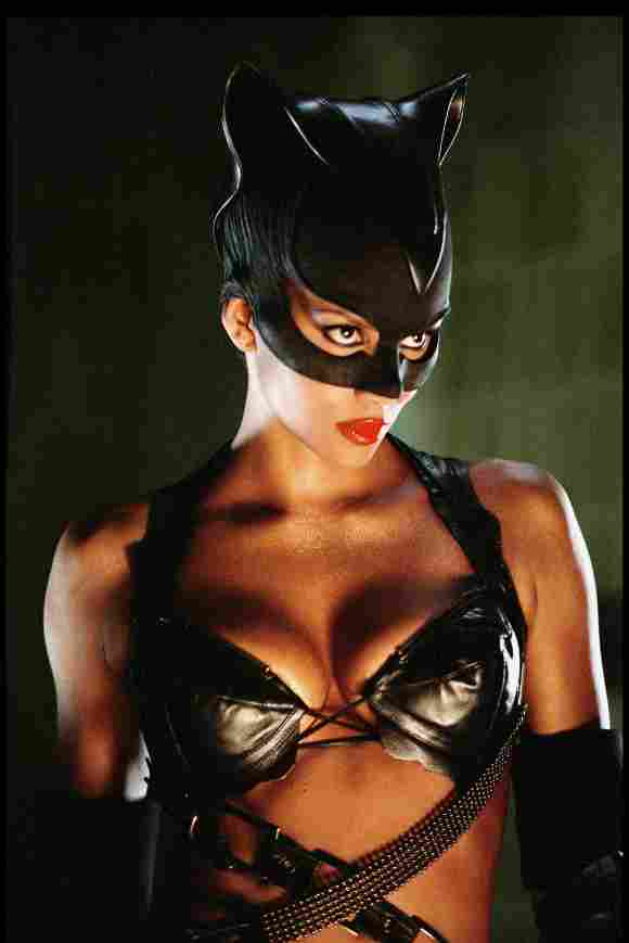 Halle Berry in 'Catwoman' in 2004