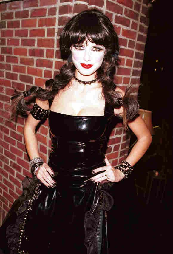 Heidi Klum, Halloween 2000
