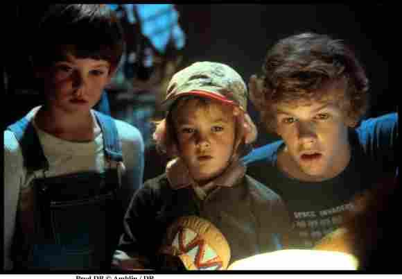 El elenco de 'E.T.'