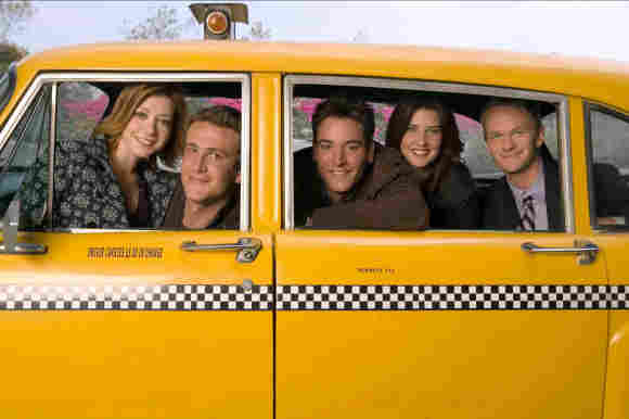 The Cast of 'How I Met Your Mother'.