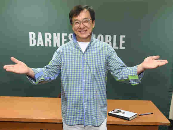 Jackie Chan en enero de 2019 en Nueva York