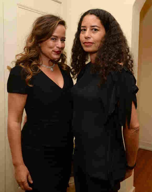 Jade Jagger y Karis Jagger