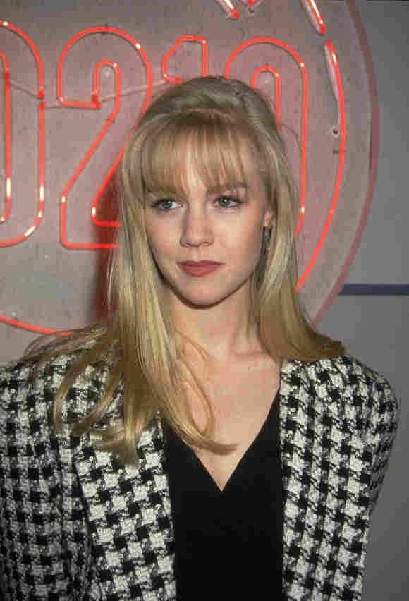 "Jennie Garth interpretó a ""Kelly Taylor"" en 'Beverly Hills, 90210'."