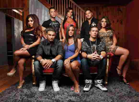 'Jersey Shore': Then and Now