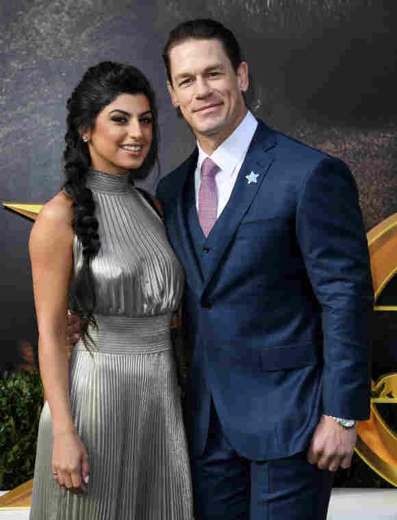 John Cena And His Girlfriend Shay Shariatzadeh Are Married!