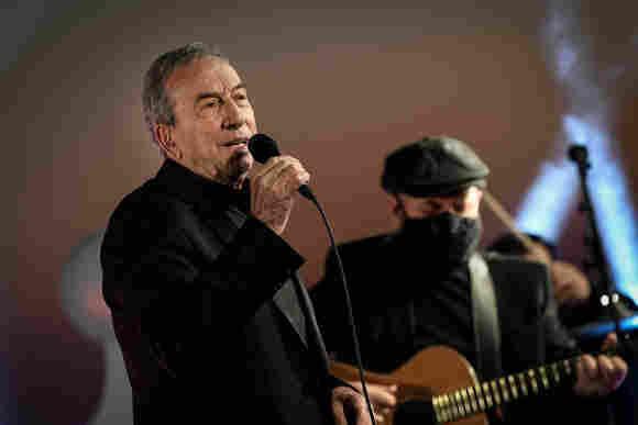 José Luis Perales en 2020