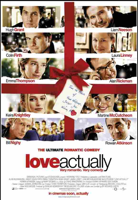 'Love Actually' Cast: Now And Then