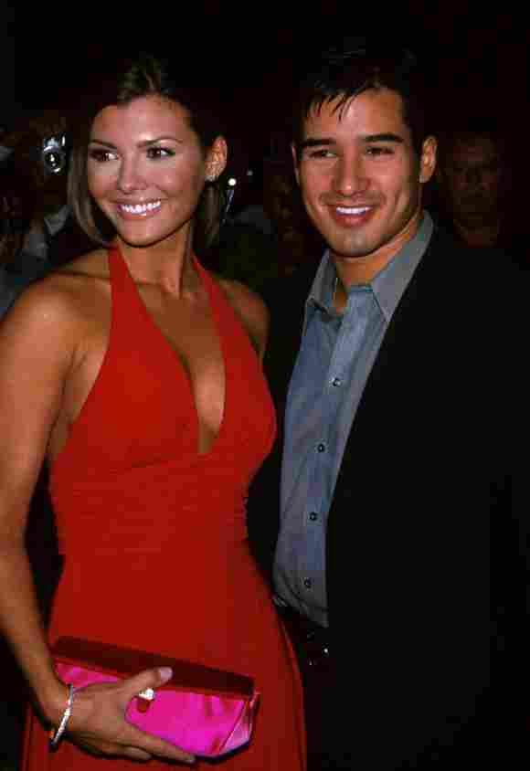 Mario Lopez and Ali Landry Short marriage