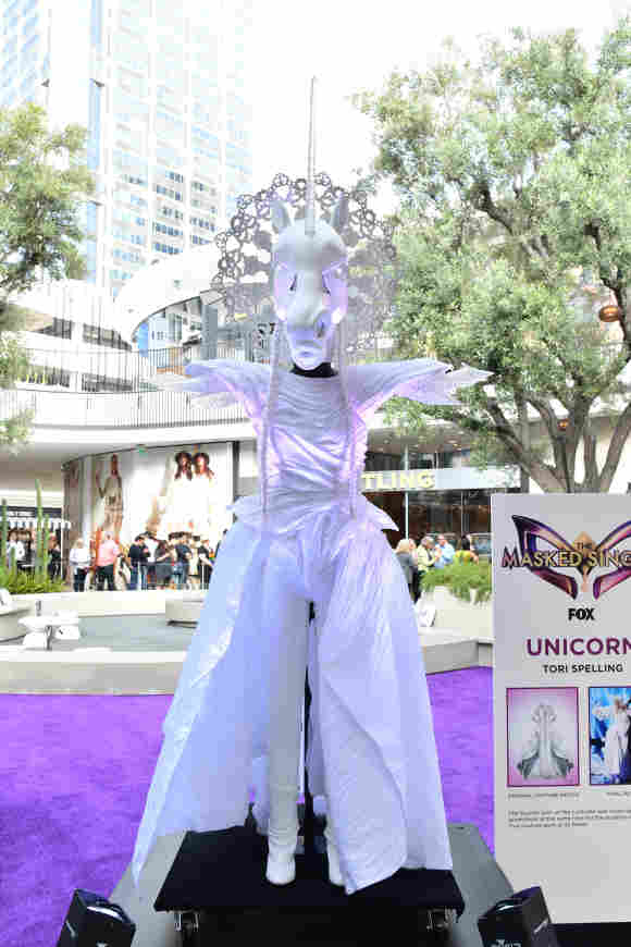 """Fox's """"The Masked Singer"""" at The Atrium at Westfield Century City on June 04, 2019 in Los Angeles, California"""