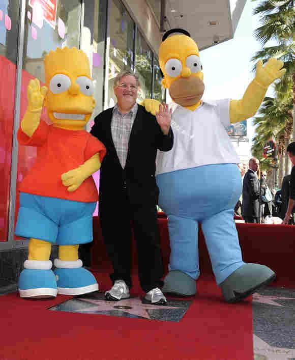 Matt Groening, creador de Los Simpson