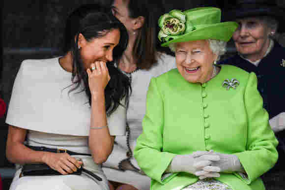 Royal Family's Public Messages For Meghan Markle On Her Birthday
