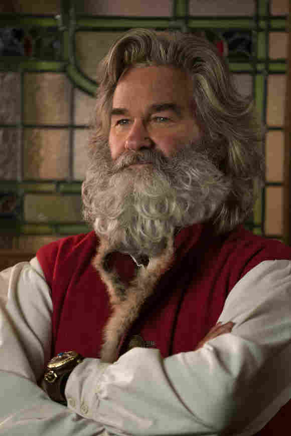 Kurt Russell en una escena de la película 'The Christmas Chronicles: Part Two'