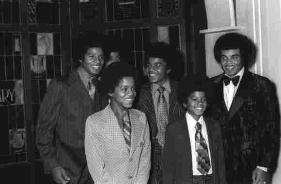 The Jackson Family In 1970