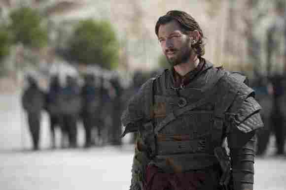 Michiel Huisman in 'Game of Thrones'