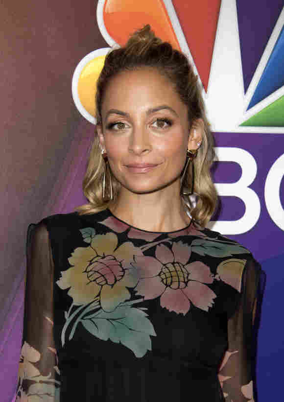 Nicole Richie attends NBC TCA Summer Press Tour 2017 on August 3, 2017, in Beverly Hills, California