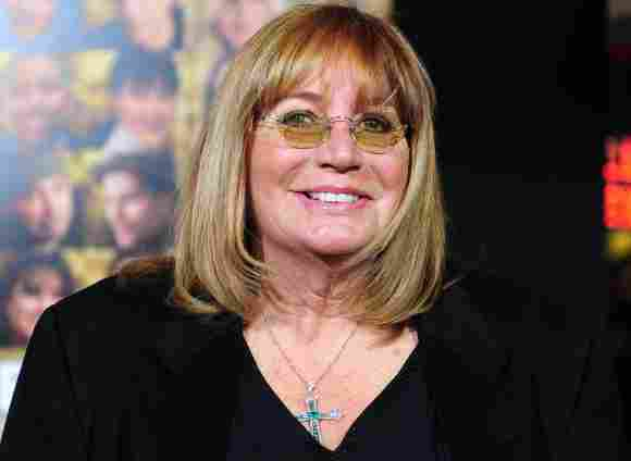 Director Penny Marshall in 2011