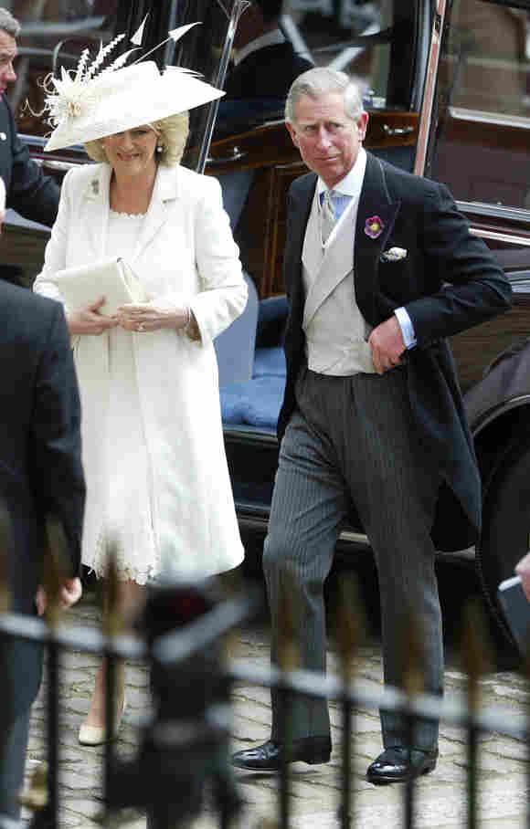 Príncipe Carlos y Duquesa Camilla en 2005