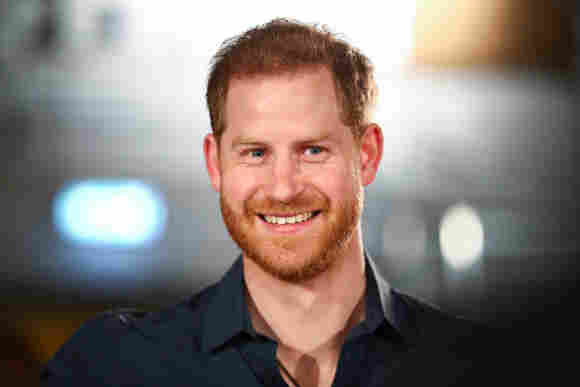 Prince Harry Appears In New Paralympics Netflix Documentary