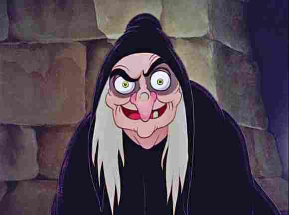 La Reina Grimhilde o Reina Malvada de 'Blancanieves y los siete enanos'