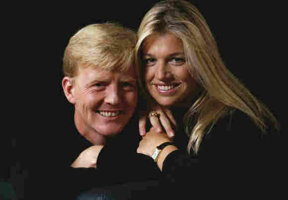 El Rey Willem-Alexander y la Reina Máxima