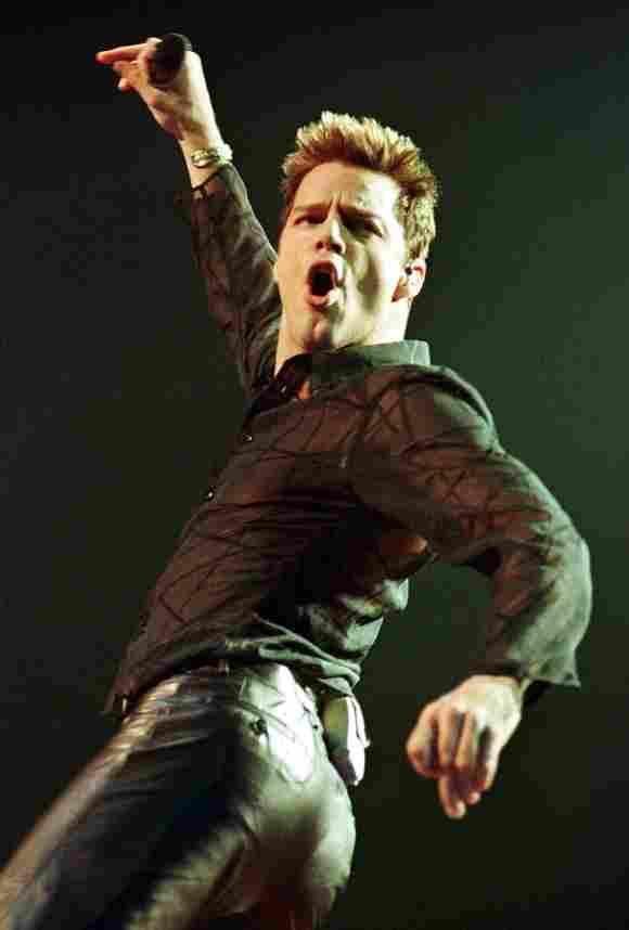 Ricky Martin en 1999