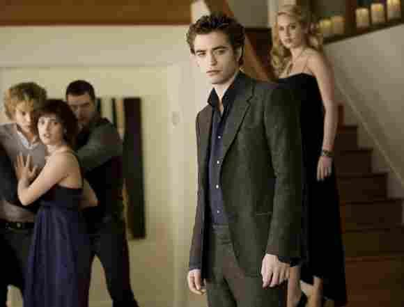 Los vampiros más sensuales de la pantalla grande
