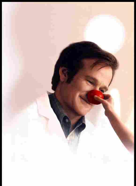 Robin Williams como Patch Adams