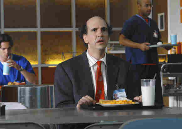 "Sam Lloyd starred as ""Ted"" in the popular show 'Scrubs'."