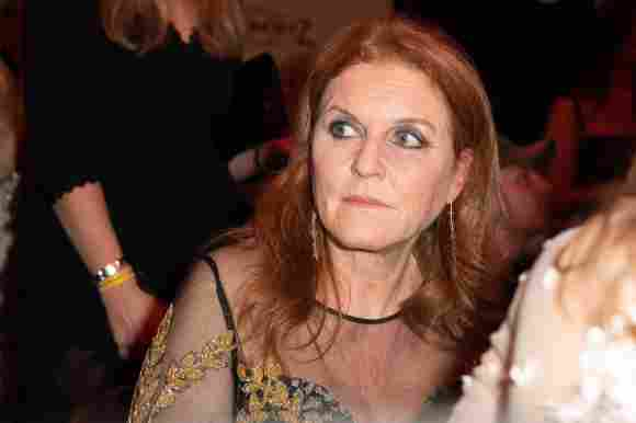 Sarah Ferguson Comments On Harry And Meghan Writing Books