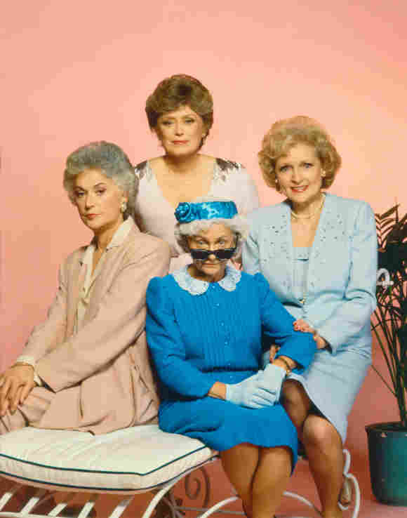 The Cast of 'The Golden Girls'?