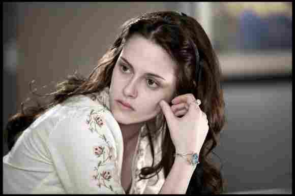 """Kristen Stewart interpretó a """"Bella Swan"""" en todas las películas de 'Crepúsculo'"""