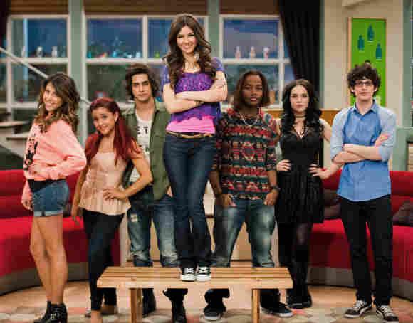 'Victorious' cast