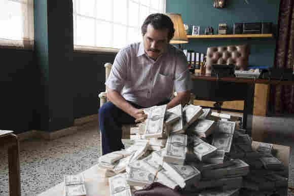 Wagner moura Narcos cast