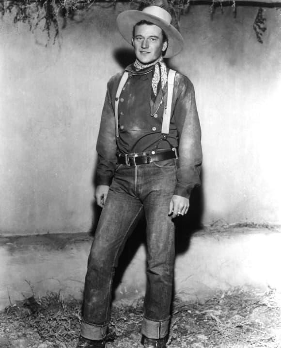 'Stagecoach' John Wayne 1939