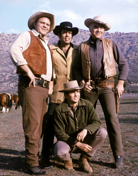 Bonanza Cast Through the Years (1959-1973) ahora hoy 2020 2021 vivo