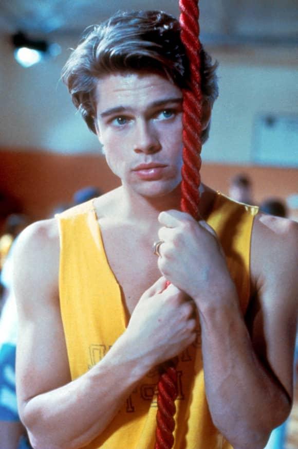 Brad Pitt en Cutting Class