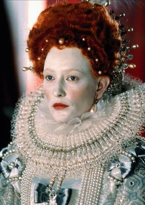 Cate Blanchett 'Elizabeth' 1998