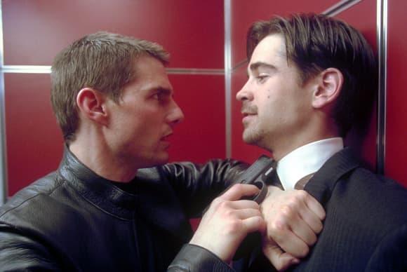 Colin Farrell 'Minority Report' 2002