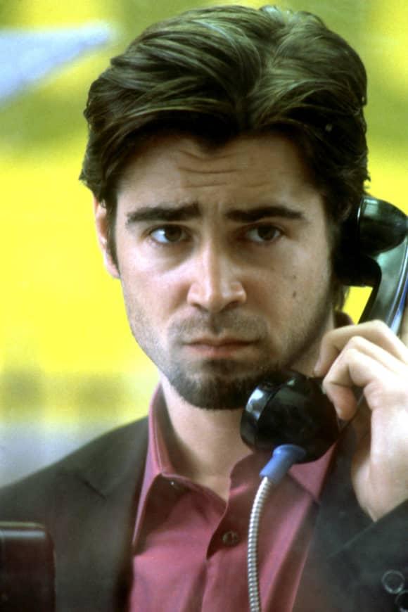 Colin Farrell 'Cabina telefónica' 2003