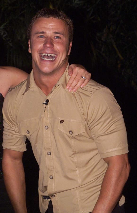 Craig Phillips from Big Brother