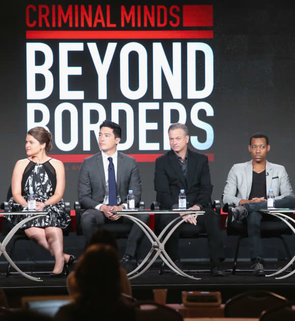Elenco de 'Mentes criminales: sin fronteras'