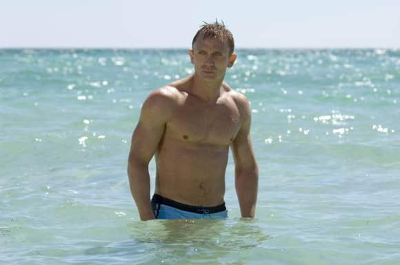 """Daniel Craig en """"Casino Royale"""""""
