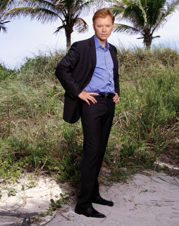 David Caruso Horatio Caine CSI: Miami