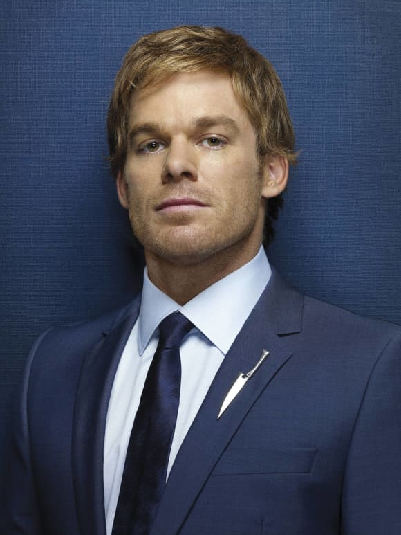 Michael C. Hall in season 5 of 'Dexter'