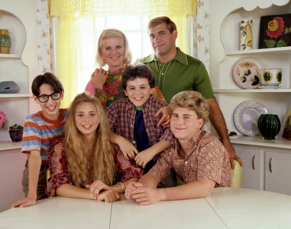 'The Wonder Years' Cast: Now & Then