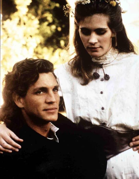 Eric Roberts y Julia Roberts