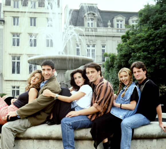 'Friends': Where Is The Cast Today?